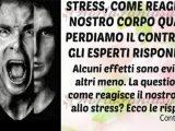 Stress: Ecco gli effetti che provoca